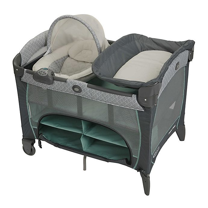 Alternate image 1 for Graco® Pack 'n Play® Newborn Seat DLX Playard