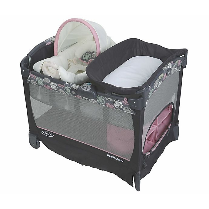 Alternate image 1 for Graco®Pack 'n Play® Playard with Cuddle Cove™ Removable Seat