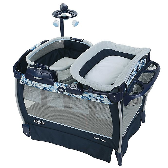 Alternate image 1 for Graco®Pack 'n Play® Nearby Seat Playard