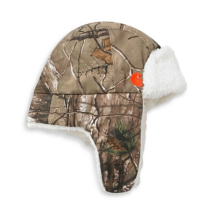 Alternate image 1 for Carhartt® Sherpa Lined Bubba Hat