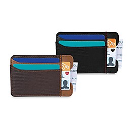 Travelon® Safe ID Accent Money Clip Wallet