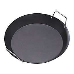 IMUSA® 15-Inch Paella Pan with Metal Handle