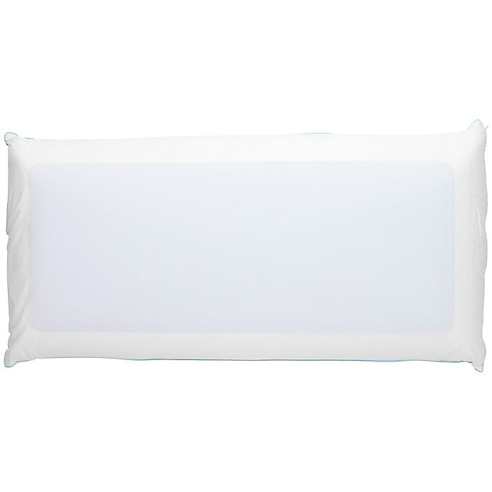 Alternate image 1 for Tempur-Pedic® TEMPUR-Cloud™ Breeze Dual Cooling Pillow