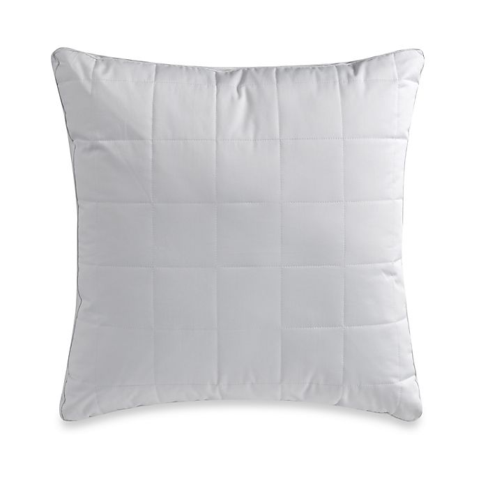 Alternate image 1 for Wamsutta® Gusset Cotton Quilted Euro Square Pillow