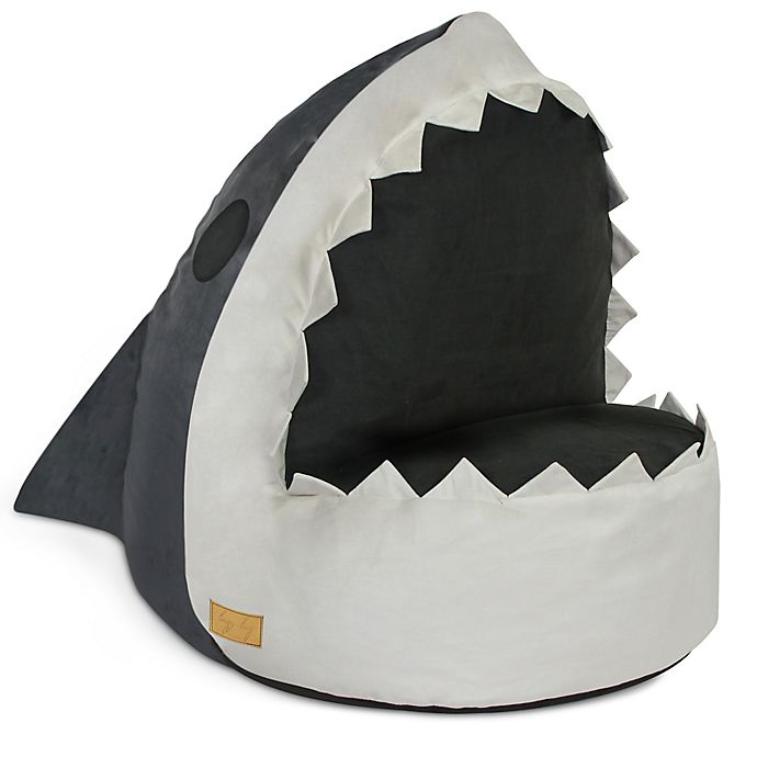 Awesome Shark Lounger Bean Bag Cover Bed Bath Beyond Machost Co Dining Chair Design Ideas Machostcouk