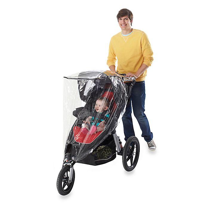 Alternate image 1 for Nûby™ Jogging Stroller Weather Shield