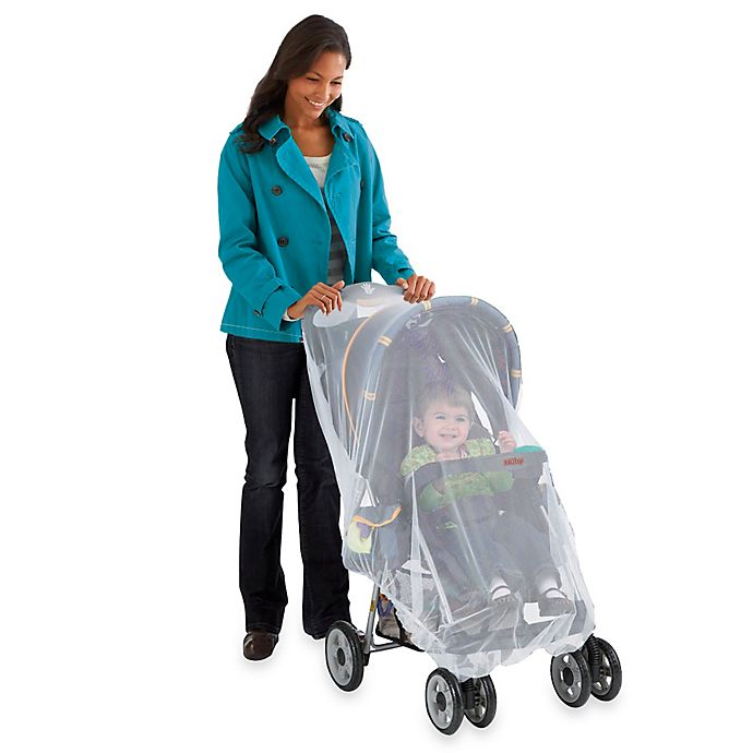 Alternate image 1 for Nûby™ Stroller and Carrier Netting