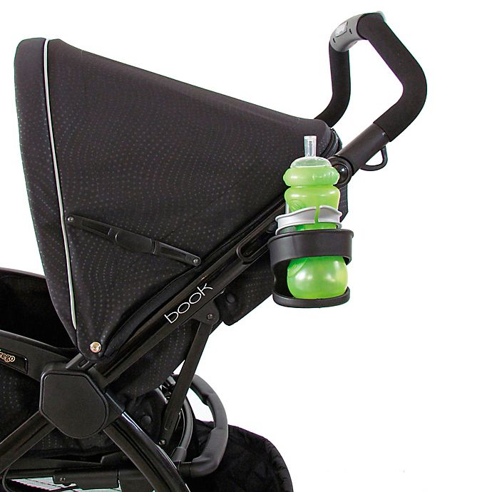 Alternate image 1 for Peg Perego Universal Cup Holder in Charcoal