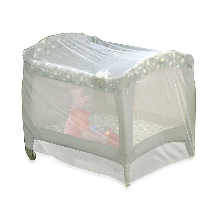 Alternate image 1 for Nuby™ Playpen Netting in White