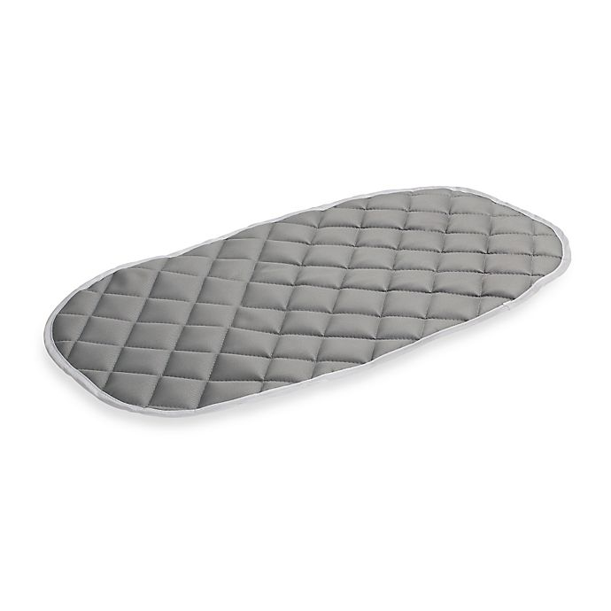 Alternate image 1 for Graco® Pack 'n Play® 2-Pack Changing Table Pad Cover in Grey