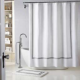 WamsuttaR Baratta Stitch Shower Curtain