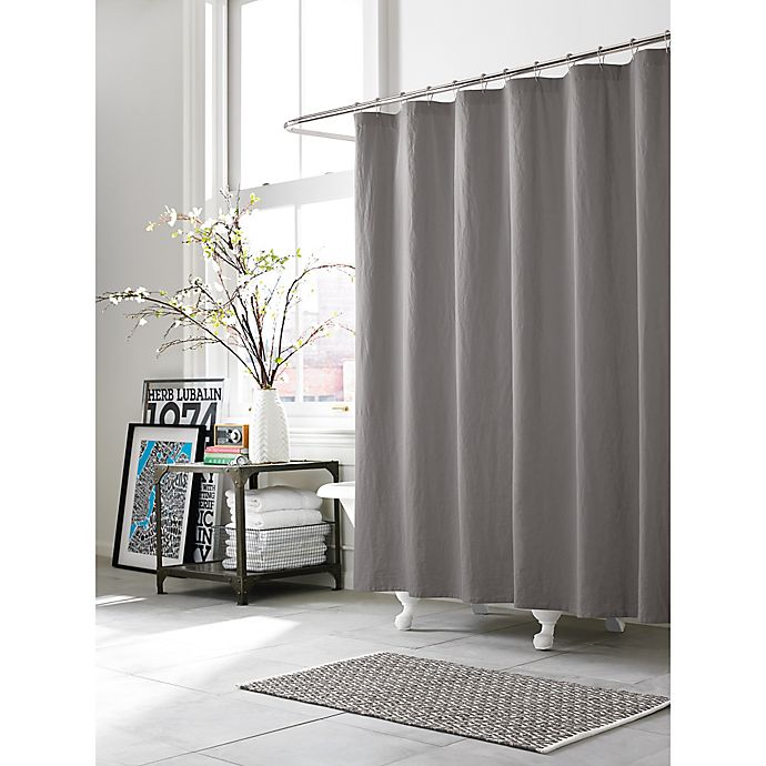 Alternate image 1 for Kenneth Cole Reaction Home Mineral Shower Curtain