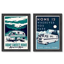 Americanflat Camper's Digital Print Wall Art