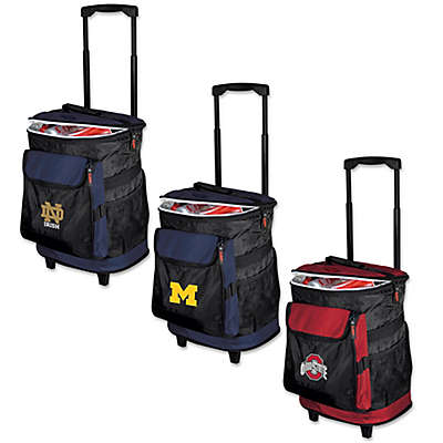 Collegiate Rolling Cooler Collection