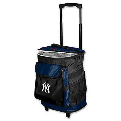 MLB New York Yankees Rolling Cooler