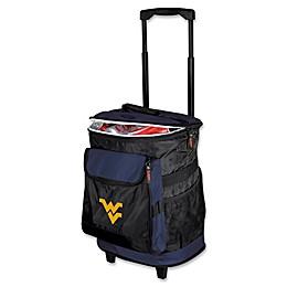 West Virginia University Rolling Cooler