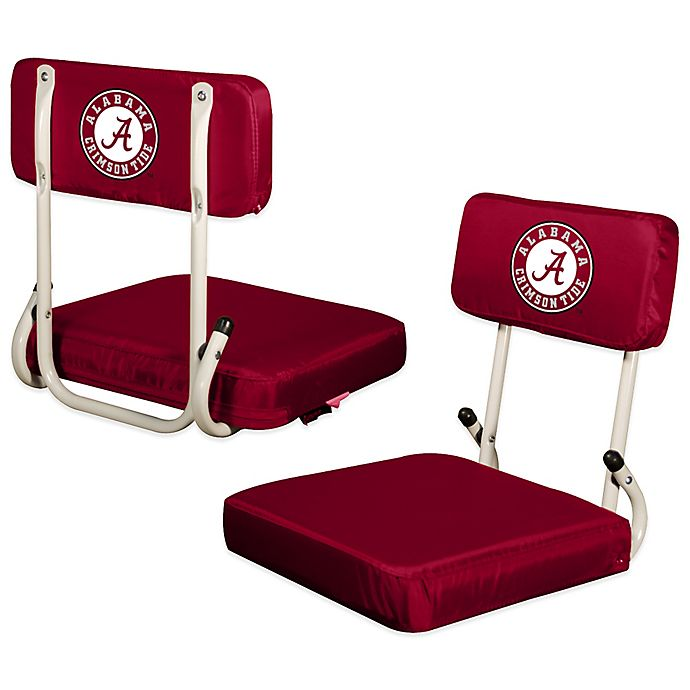 Alternate image 1 for University of Alabama Hard Back Stadium Seat