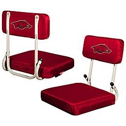 University of Arkansas Hard Back Stadium Seat