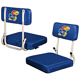 University of Kansas Hard Back Stadium Seat