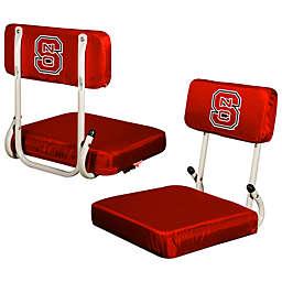 North Carolina State University Hard Back Stadium Seat