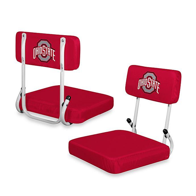 Alternate image 1 for Ohio State University Hard Back Stadium Seat