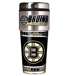 NHL Boston Bruins 16 oz. Metallic Wrap Tumbler