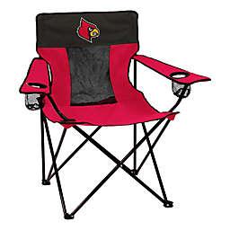 University of Louisville Elite Folding Chair