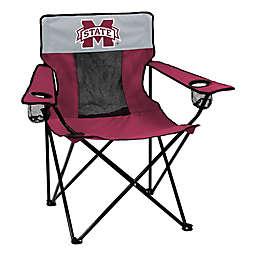 Mississippi State University Elite Folding Chair