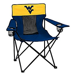 West Virginia University Elite Folding Chair