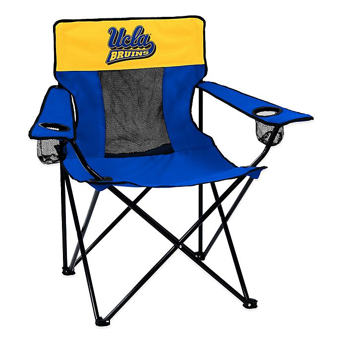Alternate image 1 for University of California, Los Angeles Elite Folding Chair