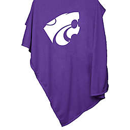 Kansas State University 54-Inch x 84-Inch Sweatshirt Throw Blanket