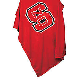 North Carolina State University 54-Inch x 84-Inch Sweatshirt Throw Blanket