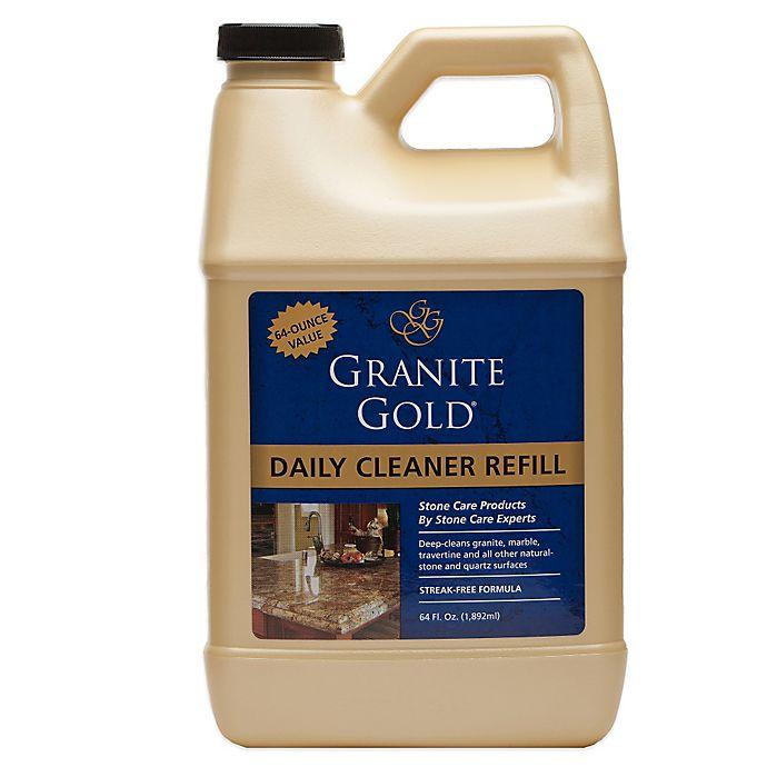 Alternate image 1 for Granite Gold® 64-Ounce Daily Cleaner Refill