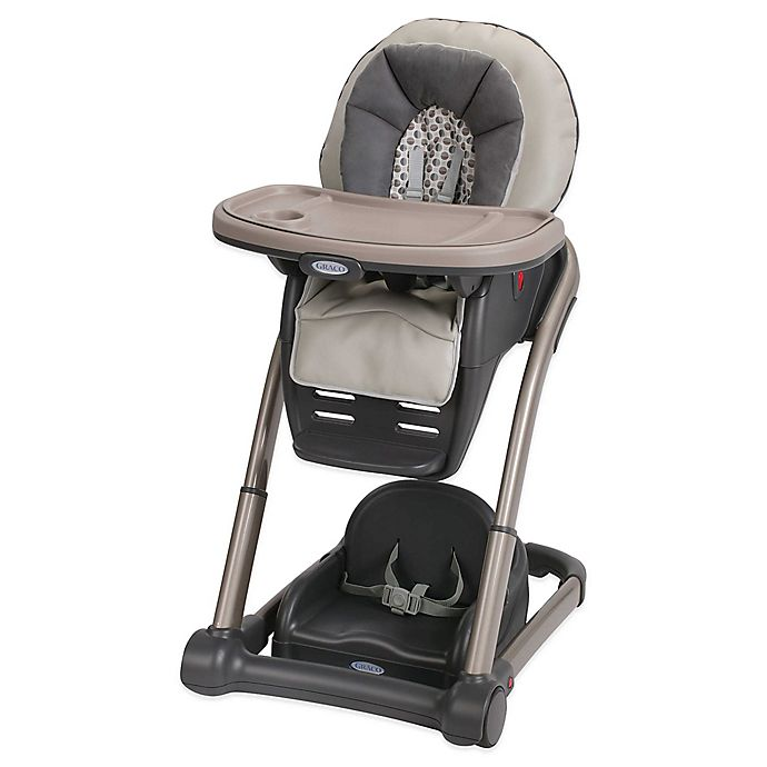 Alternate image 1 for Graco® Blossom™ 4-in-1 High Chair Seating System in Fifer™