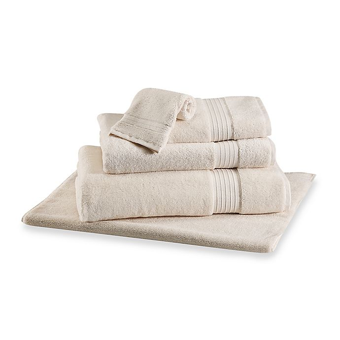 Alternate image 1 for Frette At Home Milano Hand Towel in Ivory