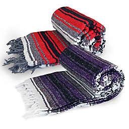 Dragonfly™ Yoga Studio Mexican Blanket