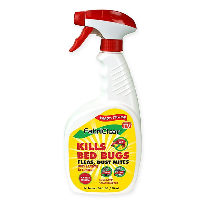 Alternate image 1 for Fabriclear 24 oz. Bed Bug Spray