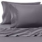 Pure Beech® 100% Modal Sateen King Pillowcase Pair in Grey
