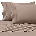 Pure Beech® 100% Modal Sateen King Pillowcase Pair in Taupe