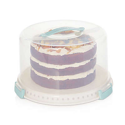 Sweet Creations 3-Piece Cake Carrier Set