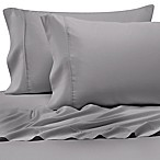 Pure Beech® 100% Modal Sateen Standard Pillowcase Pair in Silver