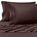 Pure Beech® 100% Modal Sateen Queen Sheet Set in Chocolate