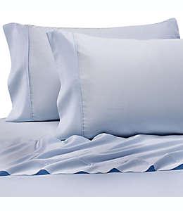 Set de sábanas king Pure Beech® 100% tela modal satinada en azul claro