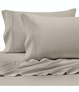 Set de sábanas queen Pure Beech® 100% tela modal satinada en verde salvia
