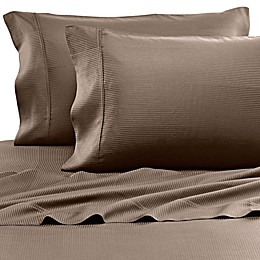 Eucalyptus Origins™ Tencel® Lyocell 500-Thread-Count Stripe Pillowcases (Set of 2)