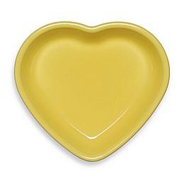 Fiesta® Medium Heart Bowl in Sunflower