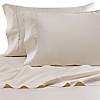 Eucalyptus Origins™ Tencel® Lyocell Queen Sheet Set in Ivory Stripe