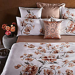 Frette At Home Malone Duvet Cover in Pink