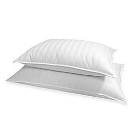 Stripe 500 Thread Count Down Pillow