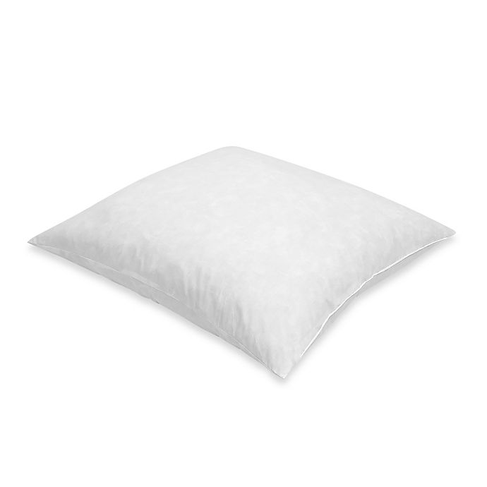 Alternate image 1 for Feather European Square Pillow